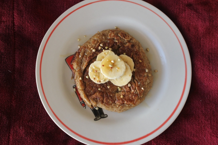 The Health Conscious: Christmas Morning Pancakes