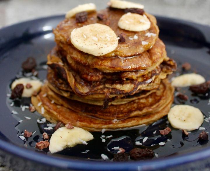 Superfood Pancakes ~Recipe