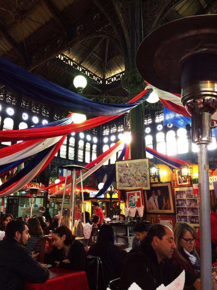 Travel: Santiago, Chile ~ MercadoCentral