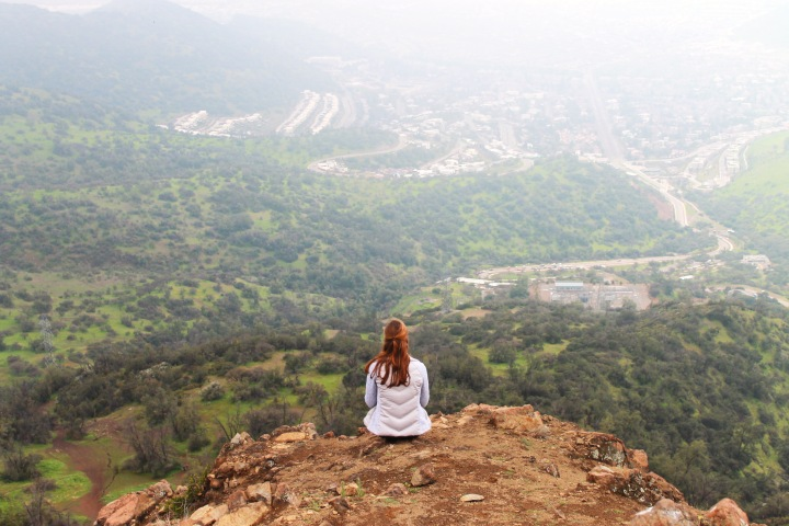 Travel: Hiking in Santiago, Chile